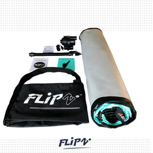 Flipz-pakkens-indhold